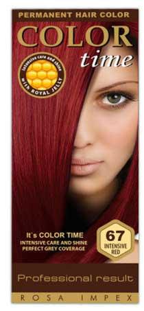 بهترین رنگ مو با کیفیت