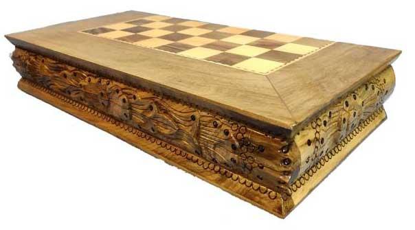بهترین شطرنج چوبی