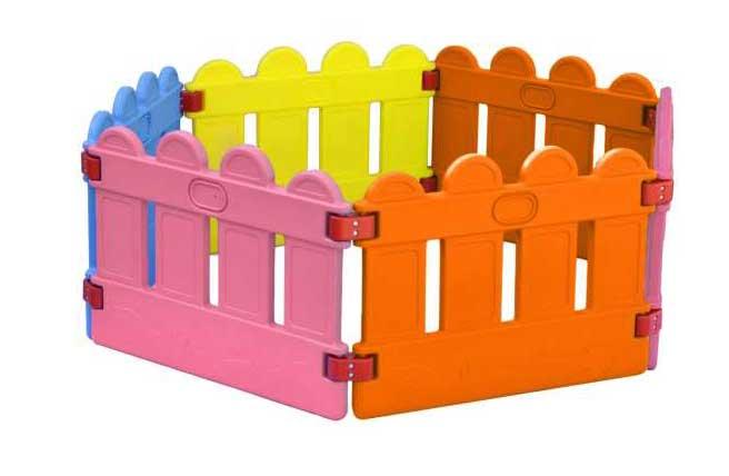 بهترین پارک بازی کودک محصور