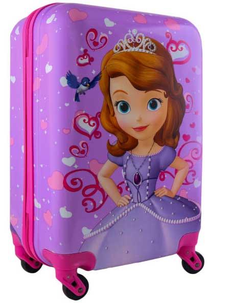 بهترین چمدان کودک دخترانه
