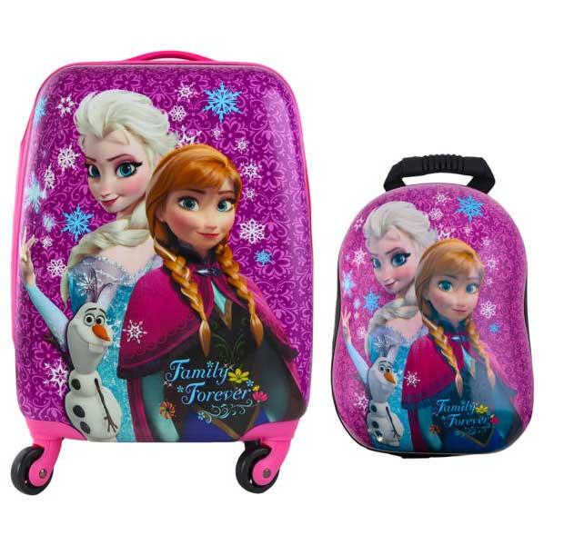بهترین چمدان کودک ست